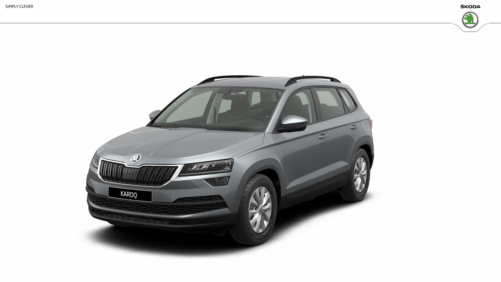 Nové kompaktní SUV Škoda KAROQ s nepřehlédnutelným designem – prodej a servis
