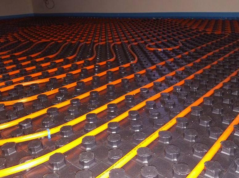Podlahové systémy