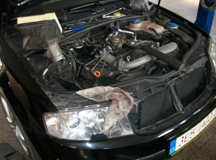 STK technická kontrola vozidla