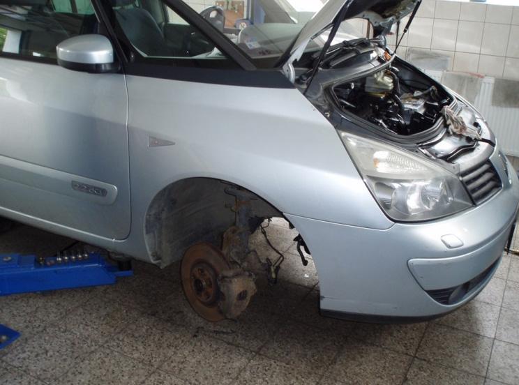 Testování vozidla a hodnocení pro silniční provoz