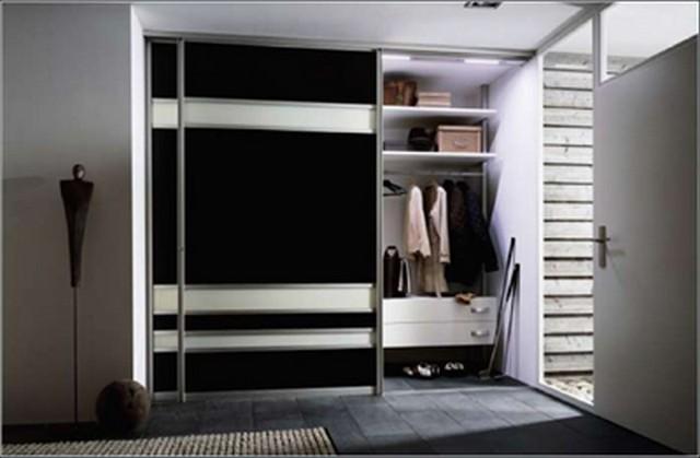 Vestavěné skříně s maximem úložných prostor Vám vyrobí na míru Truhlářství Matefi