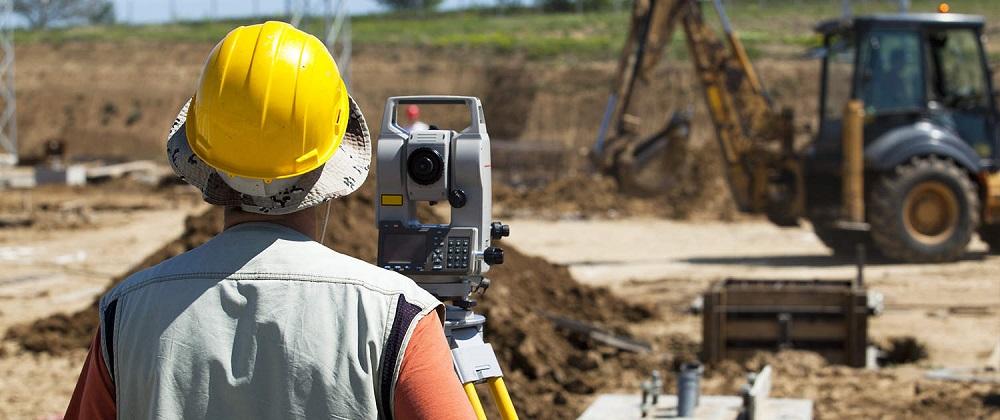 Geodetická kancelář - geodetické práce, zaměření hranic pozemku