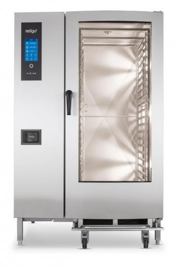 Kvalitní a funkční konvektomaty Retigo, které ušetří Váš čas a peníze při vaření