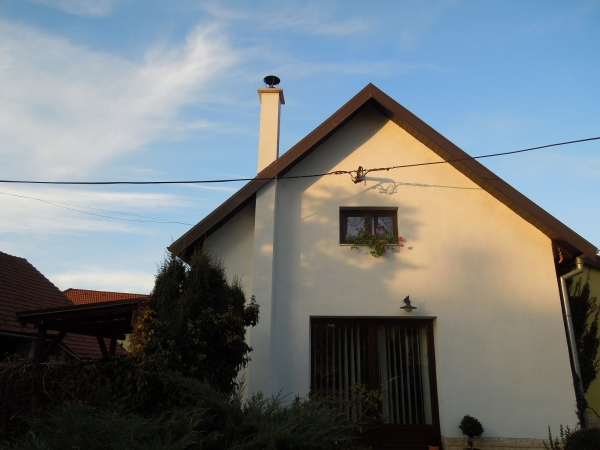 Odborník na stavbu a rekonstrukci komínů a komínových systémů