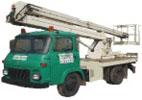 Pronájem montážních pracovních plošin Brno