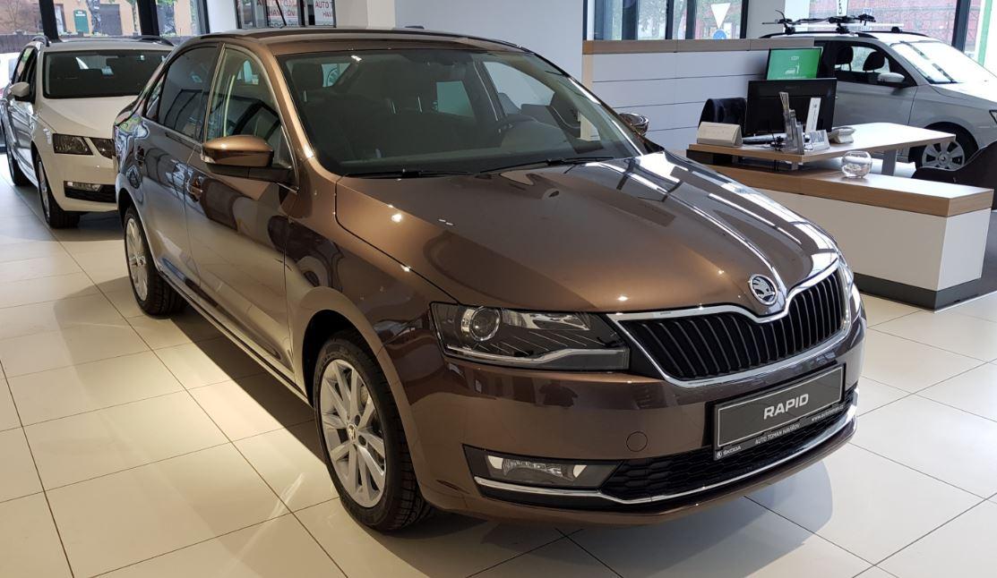 Autosalon - prodej nových i ojetých vozů Škoda