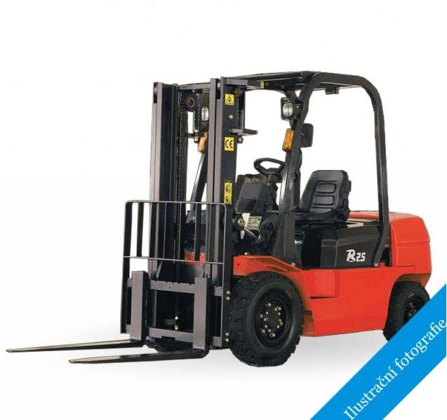 Vysokozdvižné vozíky Heli, EP, HC  – prodej, repase, servis i náhradní díly v prověřené kvalitě