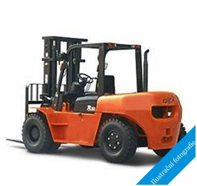 Prodej, servis, opravy a náhradní díly vysokozdvižných vozíků