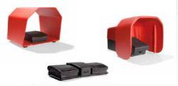 Komponenty pro automatizační zařízení - nožní spínače