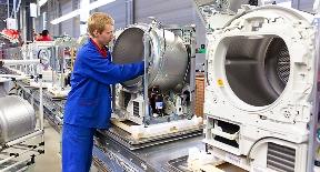 Miele technika s.r.o., výrobní závod Uničov, výroba, montáž, servis kvalitních domácích spotřebičů