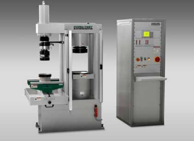 Laboratory combined presses for concrete, cement testing Czech Republic
