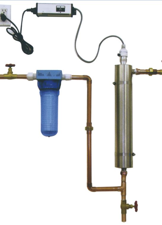UV dezinfekční přístroj