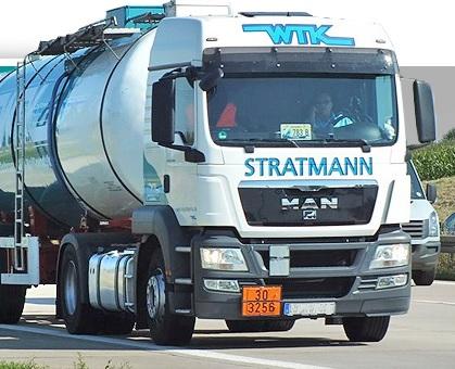 Nákladná autodoprava a cisternová preprava ADR po Českej republike a na Slovensku