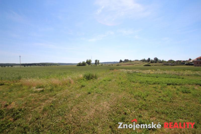 Prodej stavebních parcel a pozemků určených pro bydlení