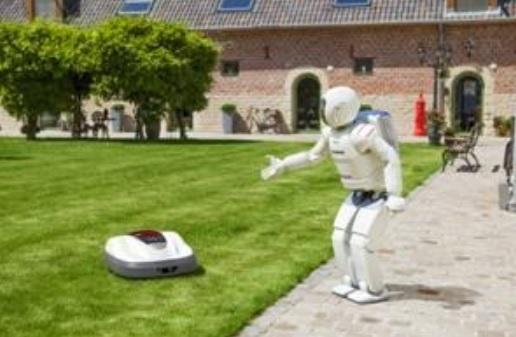 Predaj automatické kosačky, robotické kosačky v našom eshope, samostatný pomocník
