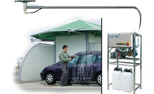 Moderní, spolehlivá a kvalitní čisticí a mycí technologie do autoumýváren