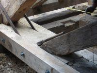 Rekonstrukce historických krovů