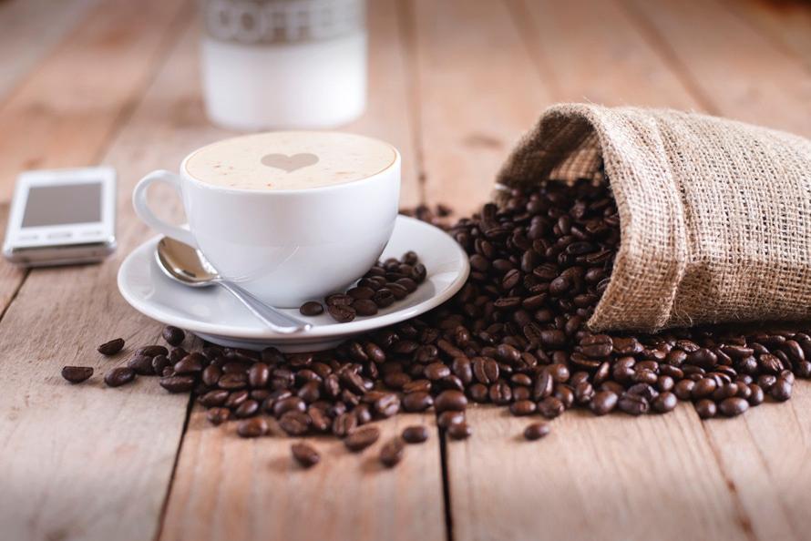 Prodej zrnkové kávy pro profesionální i domácí kávovary
