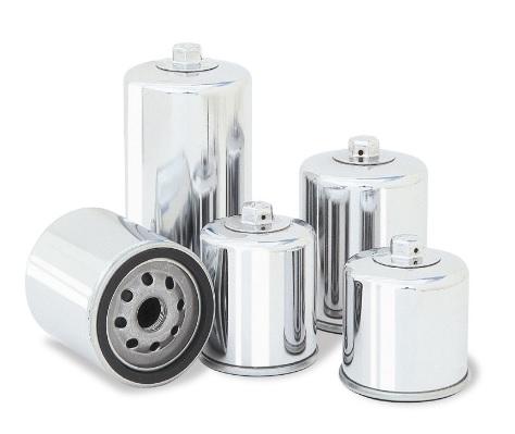 Filtry chladicích médií pro motory nákladních automobilů a užitkových strojů