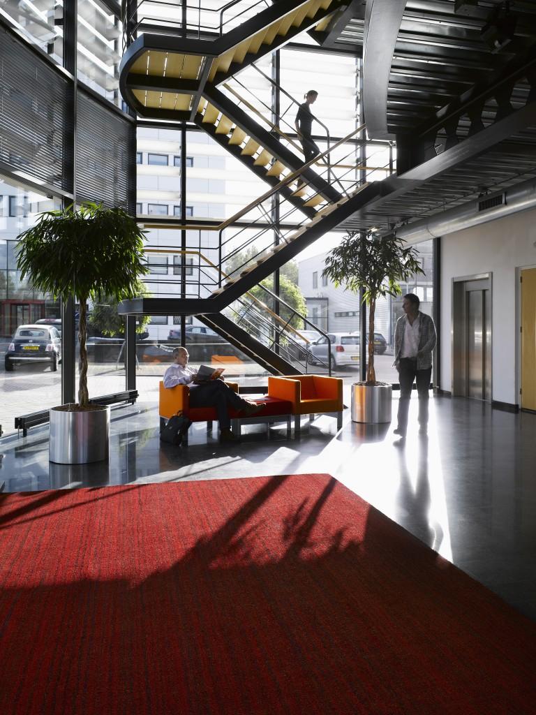 Textil- und Kokosmatten - Innenmatten zur effektiven Schmutzentfernung die Tschechische Republik