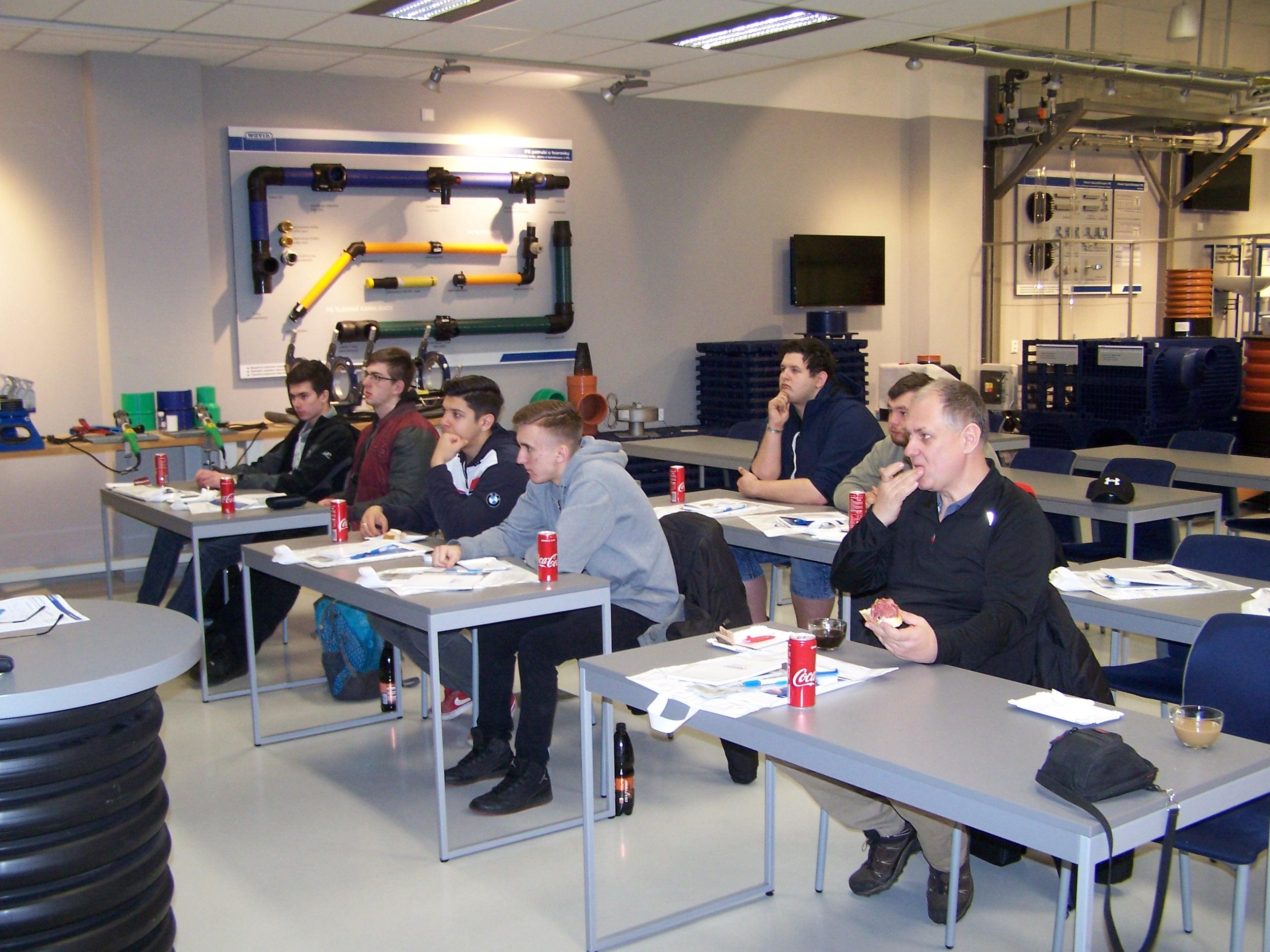Možnost vycestovat v rámci programu Erasmus+, Beroun