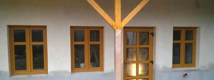 5-ti komorová plastová okna pro bytové i nebytové domy, rozumný poměr ceny a kvality