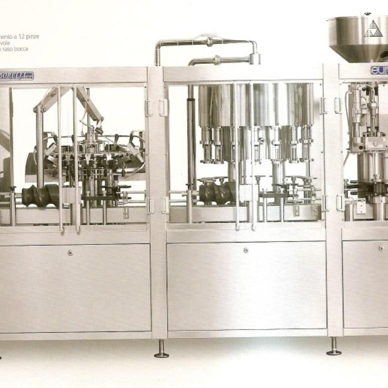 Opravy, repase a výměna dílů etiketovaček nápojů  - komplexní práce pro nápojařský průmysl