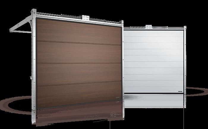 Dodání a montáž klasických i moderních garážových vrat podle Vašeho přání