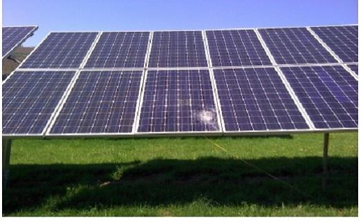 Diagnostika, servis fotovoltaické elektrárny