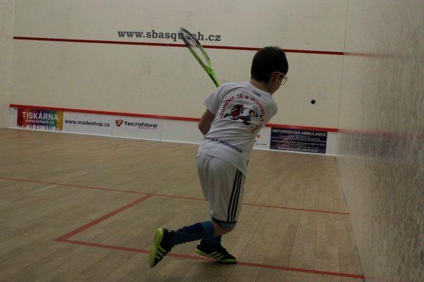 Squash škola Ostrava