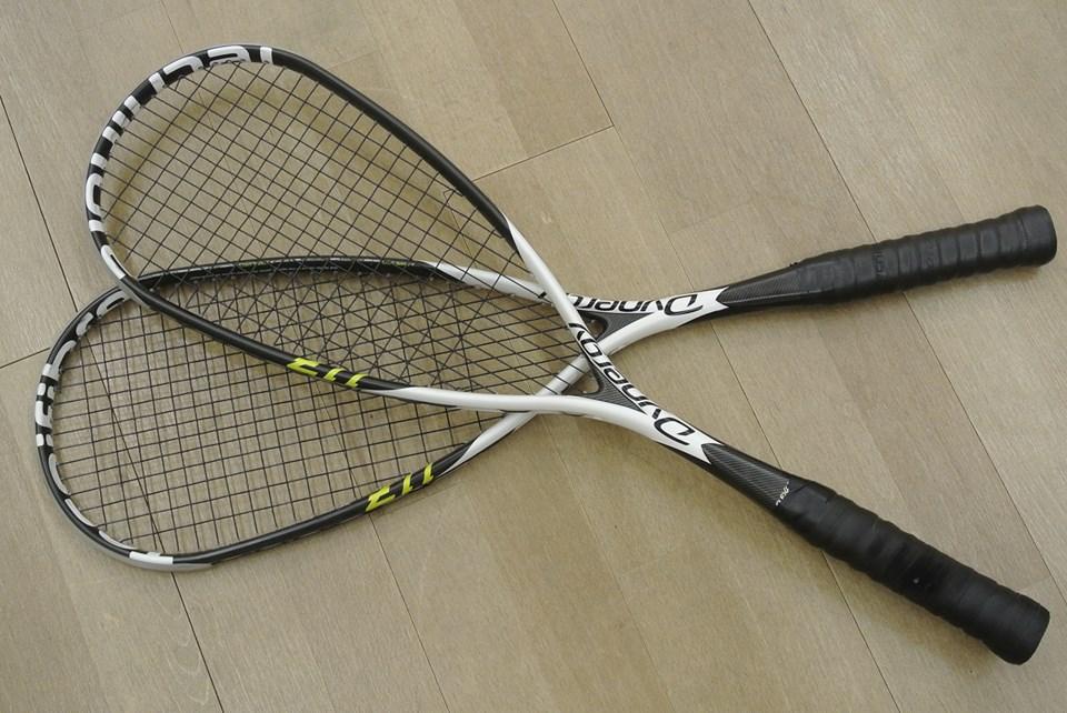 Squash pálky