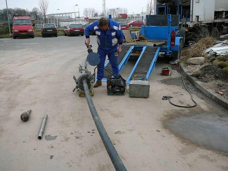 Nejmodernější technologie pro rychlou rekonstrukci potrubí