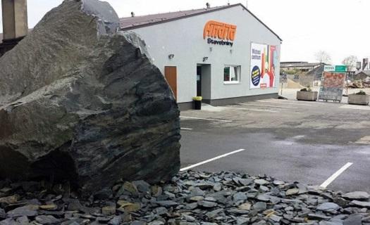 Prodej stavebního materiálu - IZONIL Hard