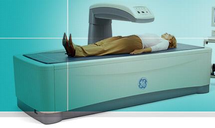 Denzitometrické vyšetření -  screening
