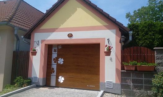 Prodej a montáž garážových vrat od předních českých výrobců