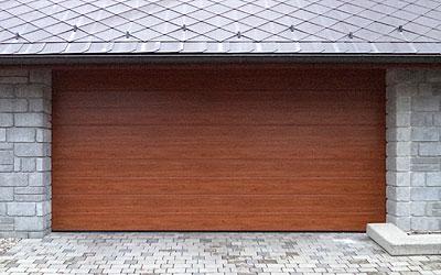 Garážová vrata od firmy Garážová vrata a žaluzie Martin Mareček