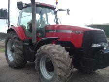 Kvalitní použité pneumatiky pro zemědělské a stavební stroje