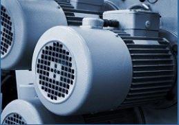 Servis ventilátorů, převodovek a frekvenčních měničů, ELMOT