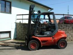 Vysokozdvižný vozík LINDE H35D