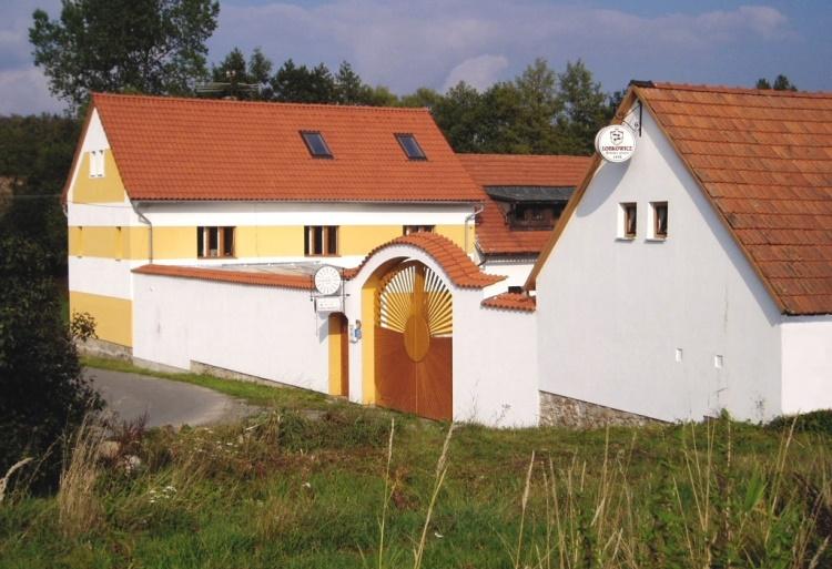 Penzion s ubytováním - Strnadovský mlýn