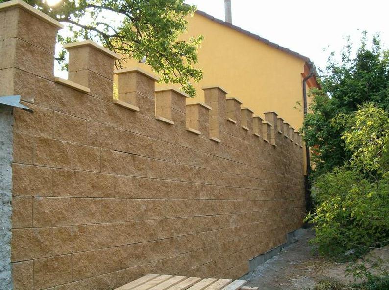 Stavba okrasných zdí a oplocení, Kutná Hora