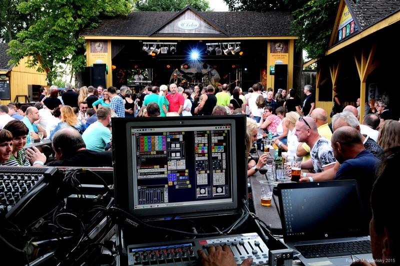 Letní koncerty Hradec Králové - program nejen country koncertů
