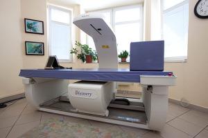 Osteocentrum Brno, s.r.o., vstupního vyšetření denzitometrie, diagnostika osteoporózy
