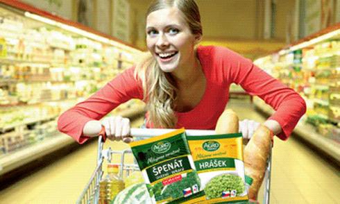 Prodej a distribuce mražených potravin