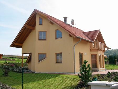 Nový rodinný dům díky RD KOMEX