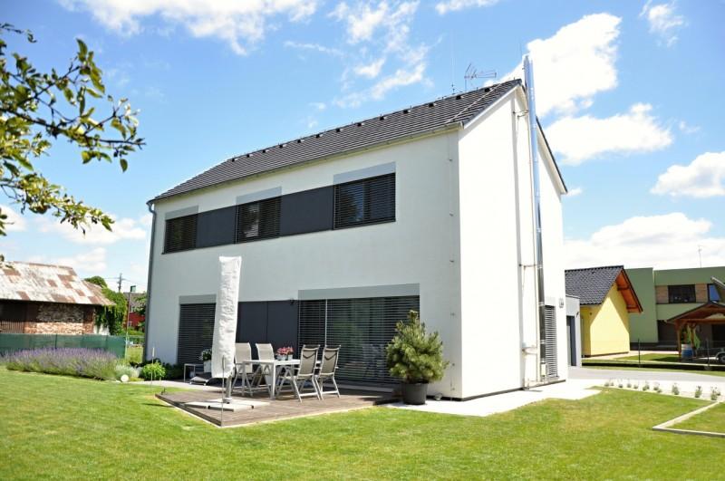 Montáž rodinných domů tradiční výrobce montovaných rodinných domů RD Rýmařov