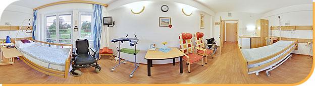 Rehabilitační ústav, zdravotnické zařízení nejen pro starší generaci