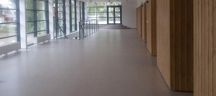Komplexní podlahový servis pro stavební firmy a developery