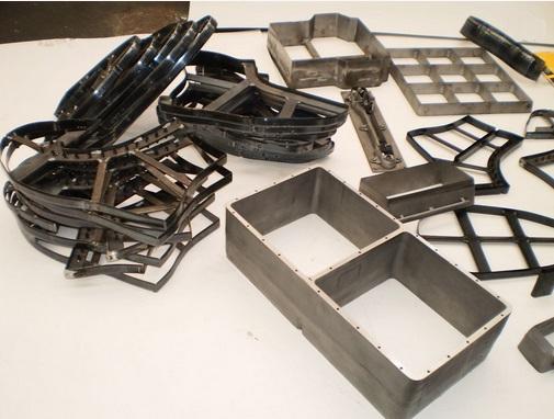 Průmyslové vysekávací nože - výroba sekacích nožů