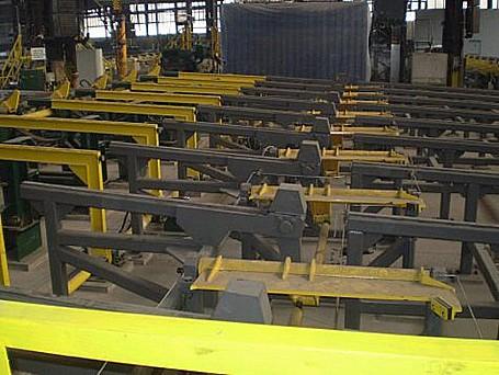 METALLURGICAL & STEEL SERVICE s.r.o., výroba a montáž konstrukcí hal, schodišť, ramp